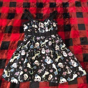 Black Nautical Dress